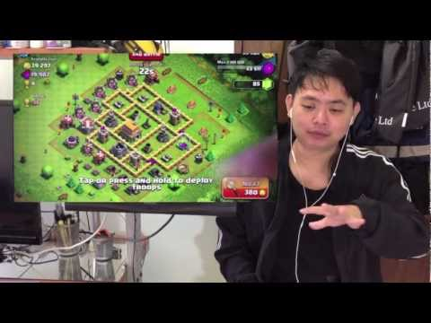clash of clans strategy part 18 lazy farming clash of clans strategy