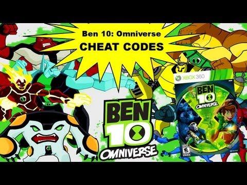 Ben 10: Omniverse CHEAT CODES for Xbox 360 — HACK CHEAT ...