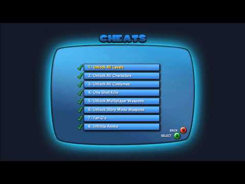 Family Guy Back To The Multiverse All Cheat Codes — HACK ...