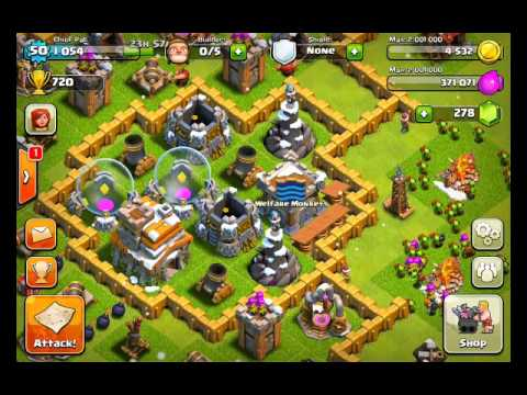Clash of Clans Defense Strategy – Town Hall Level 7 — HACK CHEAT