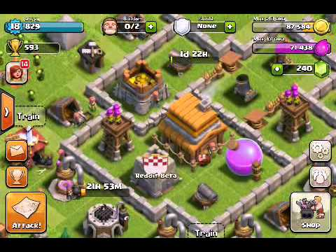 14 Let's Play Clash of Clans Episode 14 – DO do this, DON'T do