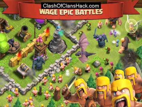 for free 2012 clash of clans iphone hack cheats iphone clash of clans