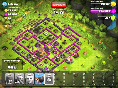 Clash of Clans: Surbai Thailand – Let's Steal everything Part: III