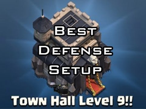 clash of clans best defense setup hack cheat download clash of clans