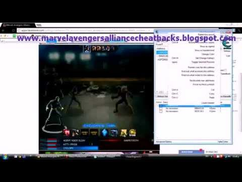 Marvel Avengers Alliance Cheat Engine Download — HACK CHEAT DOWNLOAD