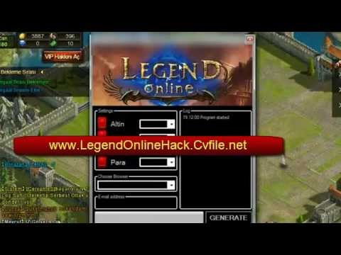 Legend Online -Download Altin Asker Elmas Para- Cheats Undetected
