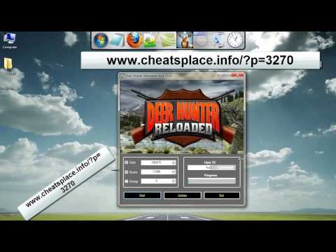 Hunter Reloaded Tool – iOS/Android Hack 2013 — HACK CHEAT DOWNLOAD