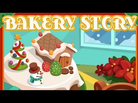 Bakery Story Christmas – iPhone & iPad Gameplay Video — HACK CHEAT