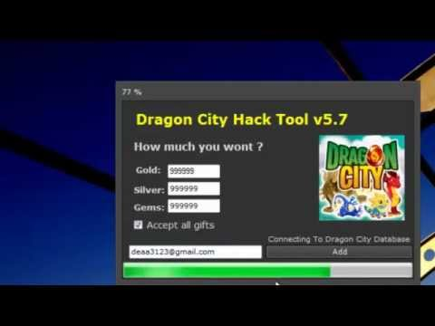 Dragon City Hack Tool 5.7v Official by GamesDeveloped