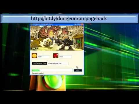 Hack/Cheat: Free 2013 working Dungeon Rampage Hack(Nosurvey) — HACK