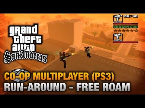 GTA San Andreas – PlayStation 3 – Run-around (Free Roam) Gameplay