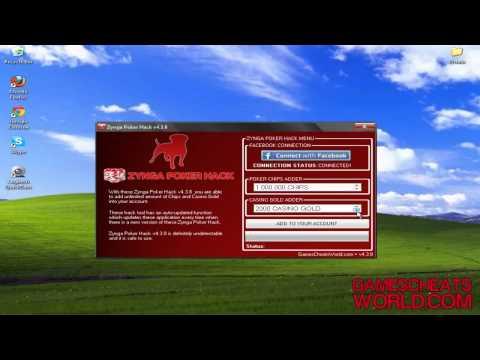Zynga poker hack cheat engine