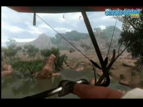 Far Cry 2 HANG-GLIDER FLIGHT (+ map location) — HACK CHEAT DOWNLOAD