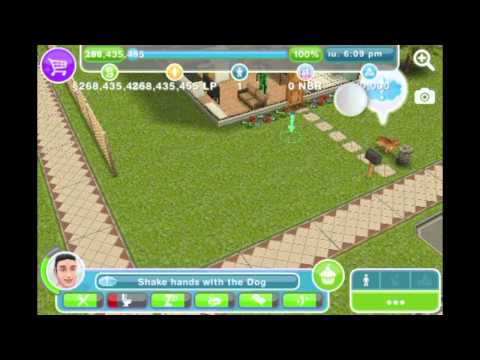 Simoleons, Life Points, XP, Level Cheat — HACK CHEAT DOWNLOAD