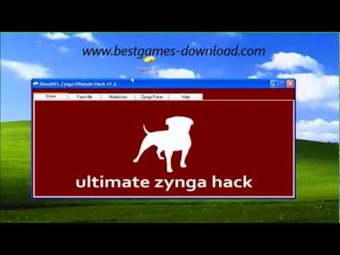 Cheat engine hack zynga poker facebook