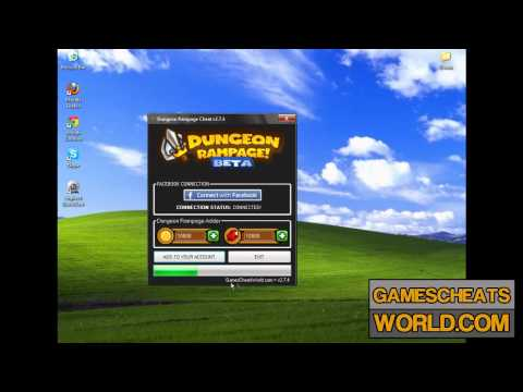 Dungeon Rampage Cheat Dungeon Rampage Hack (v2.7.4, Working
