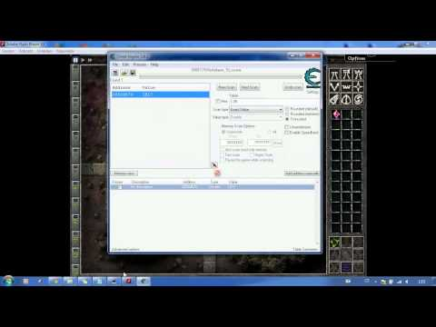 how to hack gemcraft labyrinth with cheat engine (mana ...