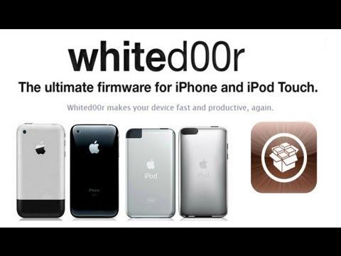 Whited00r Custom iOS Jailbreak & Unlock For iPhone 2G, 3G ...