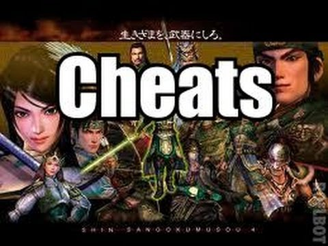 All Wu Generals – Dynasty Warriors 5 Cheats, Cheat Codes (PS2