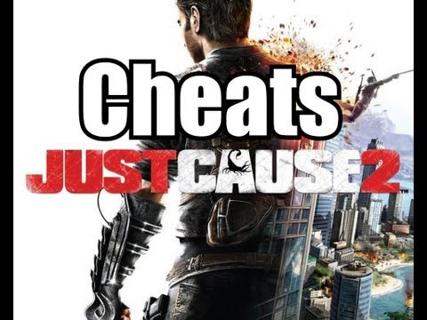 Infinite Unlimited Health – Just Cause 2 Cheats, Cheat ...