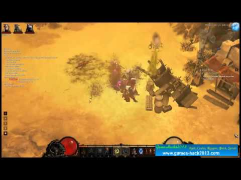 Diablo 3 cheat tool exp level gold hack 2013