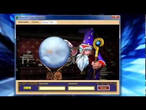 Wizard101 Crown generator will get you free crowns