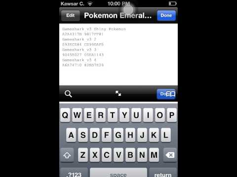 pokemon emerald mobile