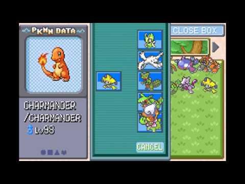 Pokemon emerald roulette cheat