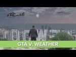 GTA 5 Weather: Snow, Thunder, Rain – Weather Cheat Code Guide