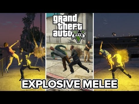Cheat Code – Explosive Melee Attacks Mode — HACK CHEAT DOWNLOAD