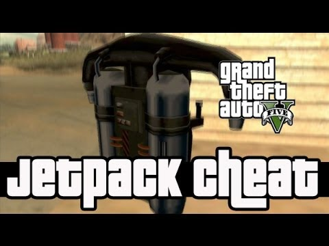 grand theft auto 5 – jetpack cheat code! ( gta 5 ps3 and
