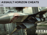ACE COMBAT: ASSAULT HORIZON TRAINER/CHEAT/HACK