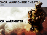 MEDAL OF HONOR: WARFIGHTER TRAINER/CHEAT/HACK + SAVEGAME