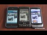 Exclusive: Windows Phone 7 Browser Comparison