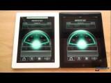 iPad 4 vs. iPad 3 Speed Test