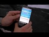 HTC HD7 Hands on