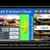 Asphalt 8 Airborne Cheats for 99999999 Stars iPad — V1.02 Asphalt 8 Airborne Credits Cheat
