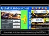 Asphalt 8 Airborne Cheat Credits Stars and Unlock Cars