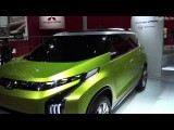 Tokyo Motor Show 2013: Mitsubishi Concept Cars – GC-PHEV, AR, XR-PHEV #DigInfo