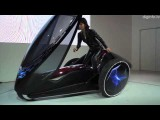 Tokyo Motor Show 2013: Toyota Concept Cars – FV2, FCV Concept #DigInfo