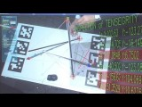AR support system for constructing tensegrity structures #DigInfo