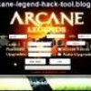 ARCANE LEGENDS HACK CHEATS iOS/Android adds Unlimited Gold Platinum and Upgrades 2014