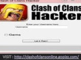 Game : Clash Of Clans Hacks And Cheats