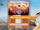 World Of Warplanes Hack Cheat Get- Gold-Credits-XP-Tokens