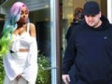 Blac Chyna To Push For Restraining Order Against Rob Kardashian