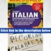 Download  Italian Marco Polo Phrasebook (Marco Polo Phrasebooks) Marco Polo Full Book